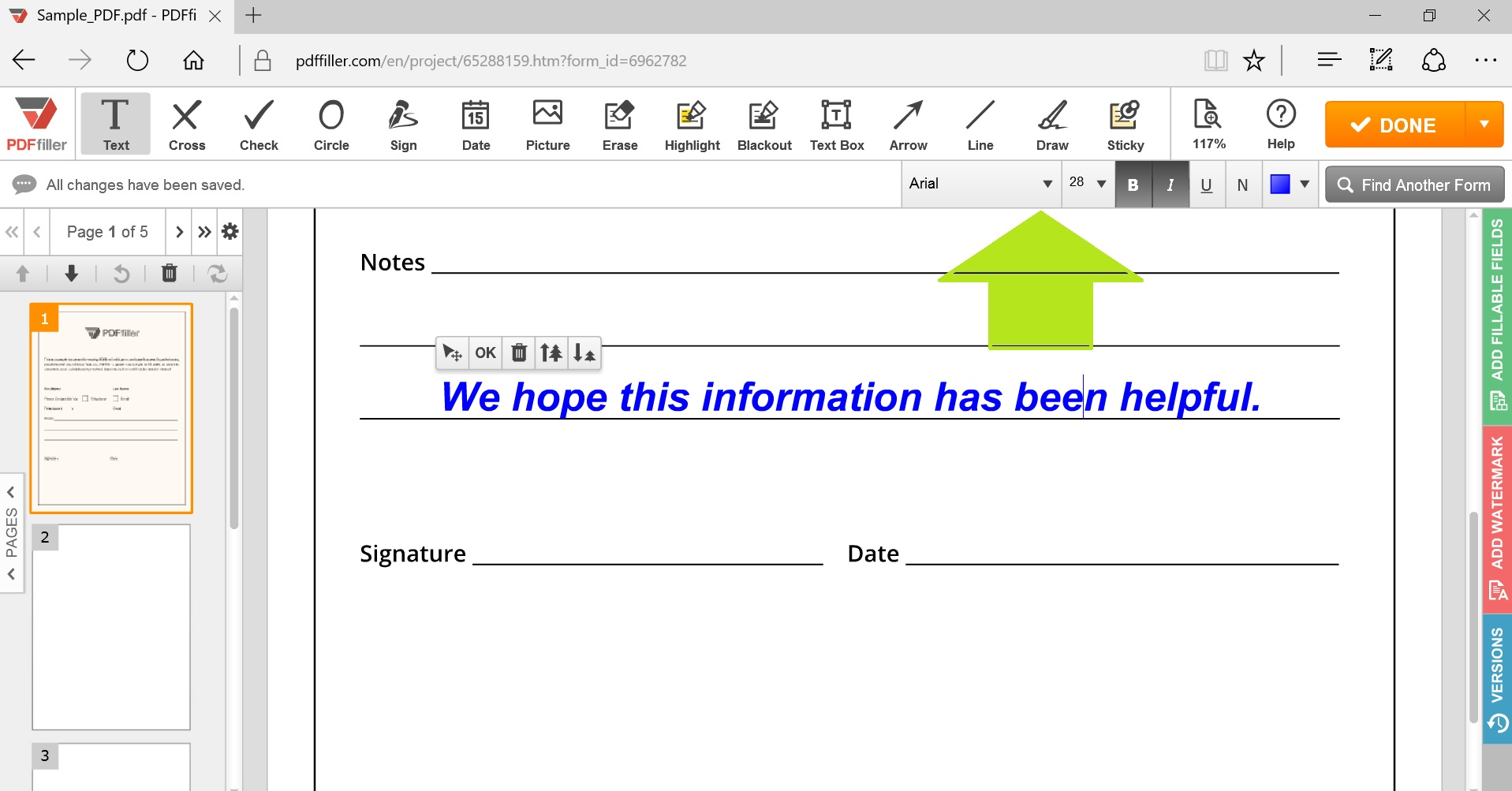Write & Edit In PDF Files. So Easy Like In Office. Try Now!