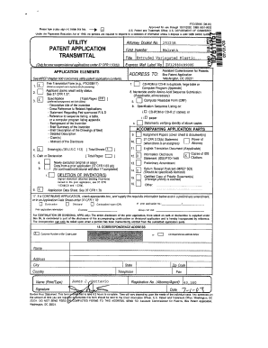 91 Provisional Patent Application Form Uspto on example pdf, requirements page 2, cover sheet part two, example written, examples well written, sports equipment, summary invention,