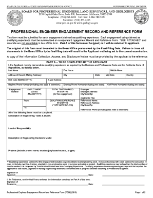 professional references sample forms and templates fillable