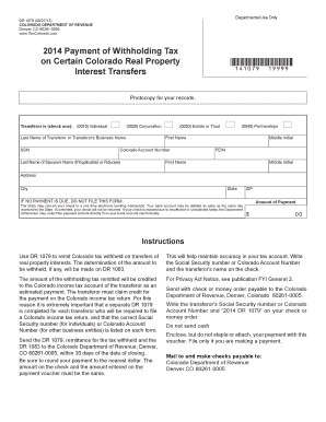 colorado tax form dr1079