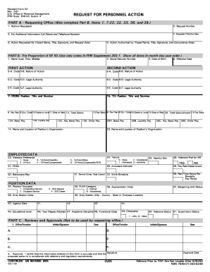 standard form 52  Sf 5 Fillable - Fill Online, Printable, Fillable, Blank ...