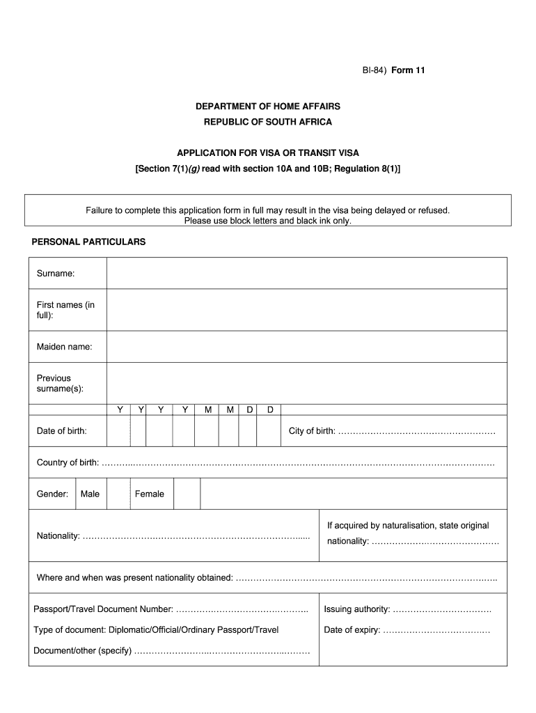 Form Application Bi Fill Online Printable Fillable Blank Pdffiller