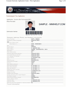 Us visa application form ds 160 pdf download 28 images ds 160.