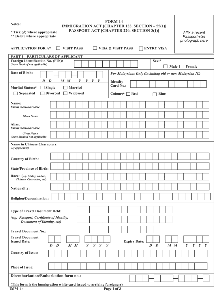 large  A Singapore Visa Application Form on saudi arabia, ds-260 immigrant, b1 b2,