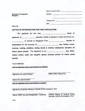 how to get singapore visa