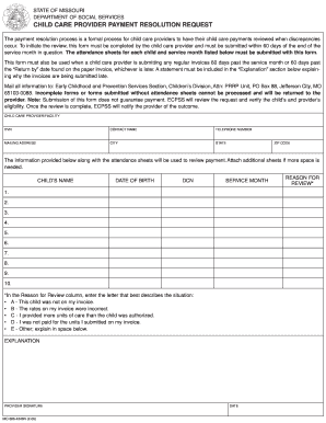 form child payment Fill Online, Printable, Fillable, Blank - PDFfiller
