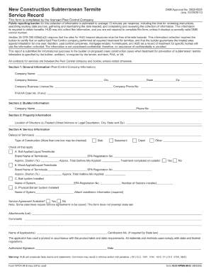 9 printable construction estimate template forms fillable samples