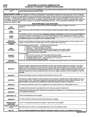 Bill Of Sale Form New Hampshire Tax Power Of Attorney Form ...