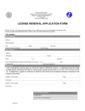 Lease extension addendum forms and templates fillable nj tidelands lease renewal form platinumwayz