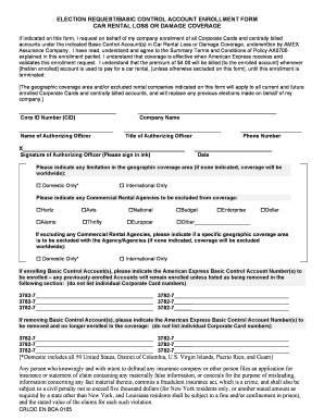 Printable Vehicle Rental Agreement Edit Fill Out