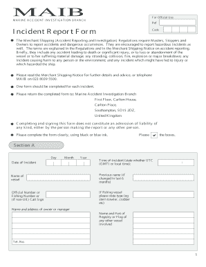 accident report book template fill online printable fillable