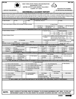 Ny Dmv Registration Form >> Civilian Accident Report - Fill Online, Printable, Fillable, Blank | PDFfiller
