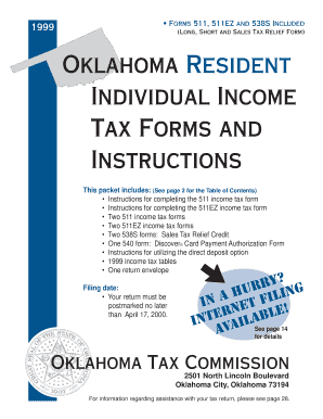 2016 individual income tax instructions
