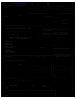 Texas 01 114 - Fill Online, Printable, Fillable, Blank | PDFfiller