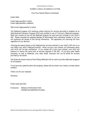 Examples Of School Enrollment Letter - Fill Online, Printable ...
