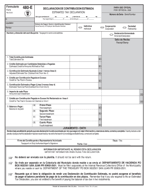 Puerto Rico Form 480e 1 - Fill Online, Printable, Fillable, Blank ...