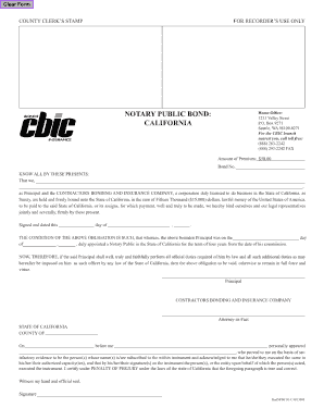 cbic notary online form