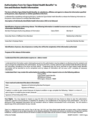 20 Printable cigna medical claim form for providers ...
