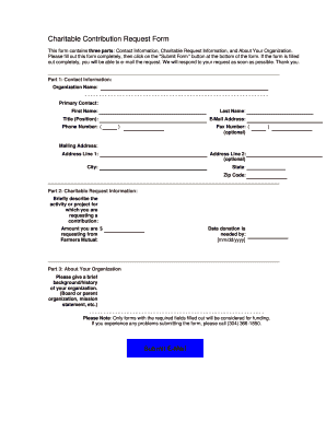 monthly contribution fillable form