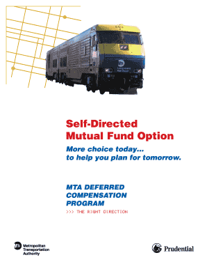 mta deferred compensation Mta Deferred Compensation - Fill Online, Printable, Fillable, Blank ...