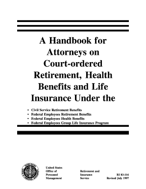 handbook for attorneys on court ordered