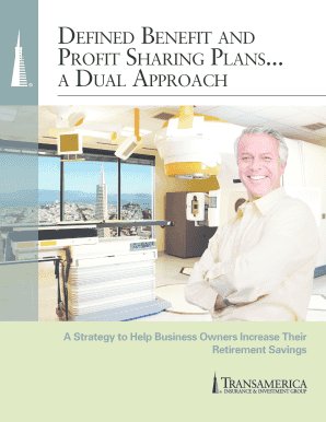 Define Benefit Combo Plan Consumer Brochure