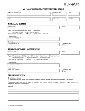typeable forms for smoke detector sensitivity fill online