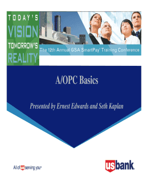 access online aopc guide