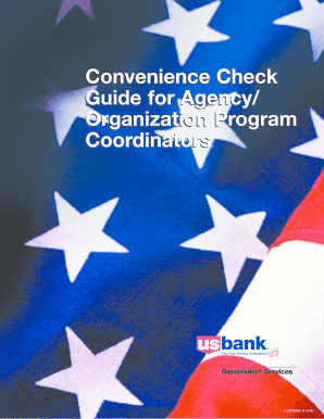 gsa smartpay convenience checks form