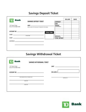 deposit check online td bank