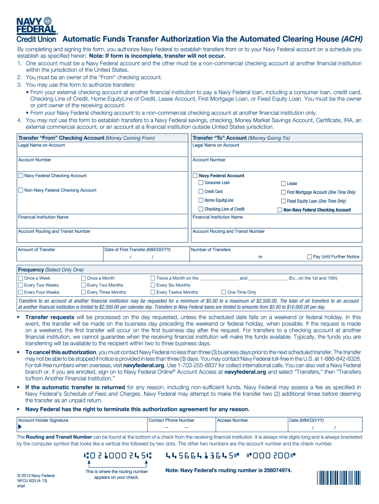 direct deposit form navy federal  Nfcu Form 16a Fillable - Fill Online, Printable, Fillable ...
