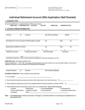 Self Directed Ira Fidelity Millennium Trust Company >> Printable What Is Self Directed Ira Fill Out Download Top Forms