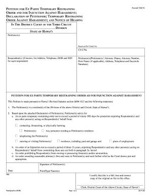 2009 Form HI 3DC51 Fill Online, Printable, Fillable, Blank - PDFfiller