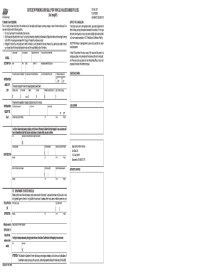Dmv Non Operation Form - Fill Online, Printable, Fillable, Blank ...