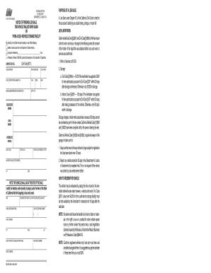 Notice Of Pending Lien Sale For Vehicle - Fill Online