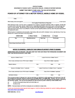 2011 2018 form fl hsmv 82053 fill online printable for Fl department of highway safety and motor vehicles