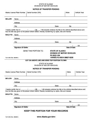 State Of Alaska Division Of Motor Vehicles Application Download Pdf