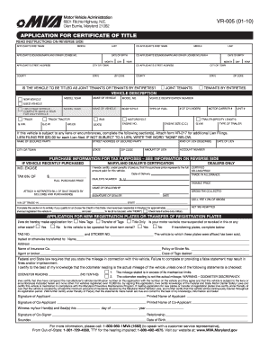 Bill Of Sale Form Maryland Advance Directive Form Templates ...