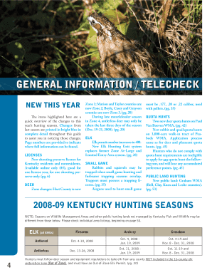 Ky telecheck county codes fill online printable for Ky fish and wildlife telecheck