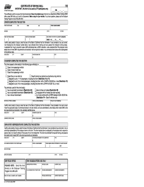 Dl 44 Form - Fill Online, Printable, Fillable, Blank | PDFfiller