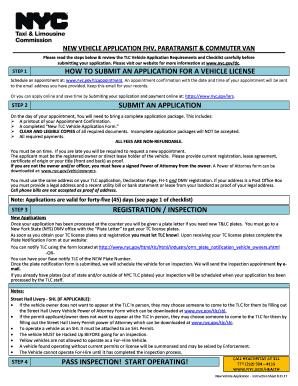 Tlc License Renewal Online - Fill Online, Printable, Fillable ...
