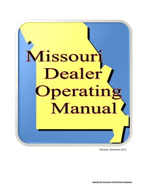 Mo Dmv Form 5086 Fill Online Printable Fillable Blank