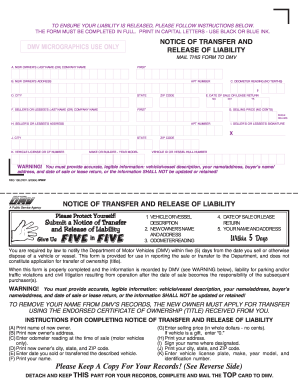 Bmv Wooster Power Of Attorney Form - Fill Online, Printable ...