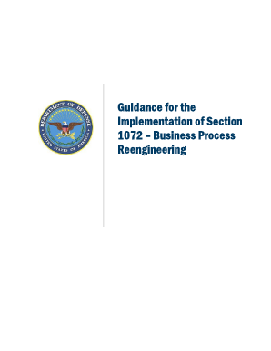 dcmo business process reengineering assessment form