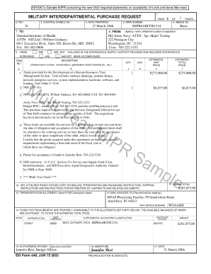 Dd Form 448 Fillable - Fill Online, Printable, Fillable, Blank ...