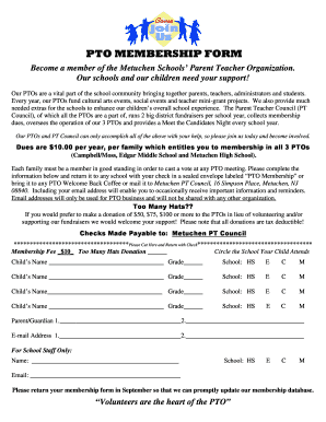 membership form template pdf fill online printable fillable