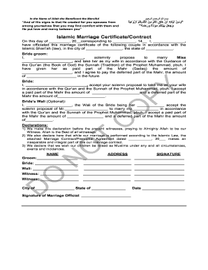 Certificate template forms fillable printable samples for pdf how to get copy of nikah nama in india form baptism certificate onlinepdffillercom form yadclub Image collections