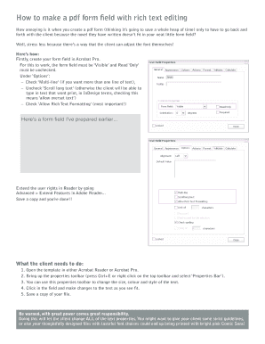 Fillable how to create a fillable pdf form in adobe acrobat