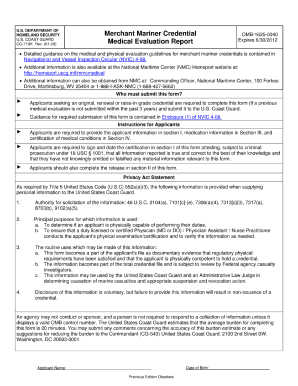 2014-2017 Form USCG CG-719S Fill Online, Printable, Fillable ...