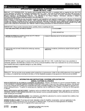 Va Form 21 8678 Fill Online Printable Fillable Blank Pdffiller